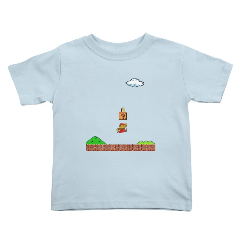 How mining works Kids Toddler T-Shirt by satoshi's Artist Shop