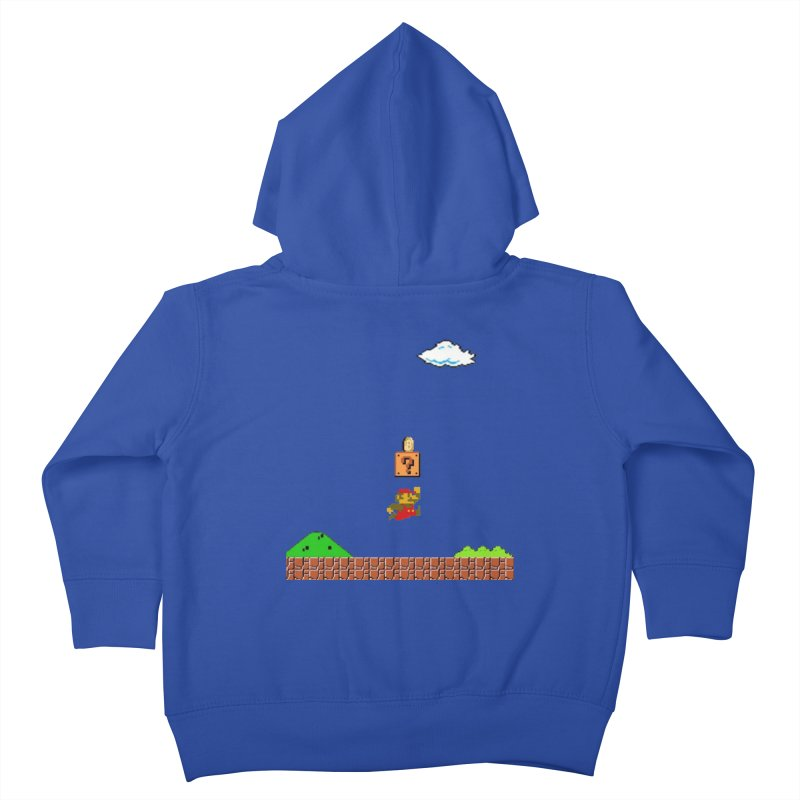 How mining works Kids Toddler Zip-Up Hoody by satoshi's Artist Shop