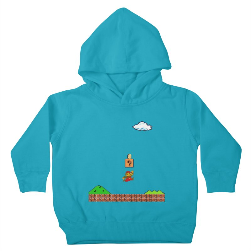 How mining works Kids Toddler Pullover Hoody by satoshi's Artist Shop