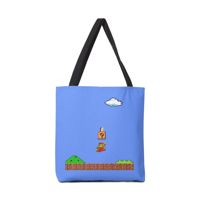 How mining works Accessories Bag by satoshi's Artist Shop