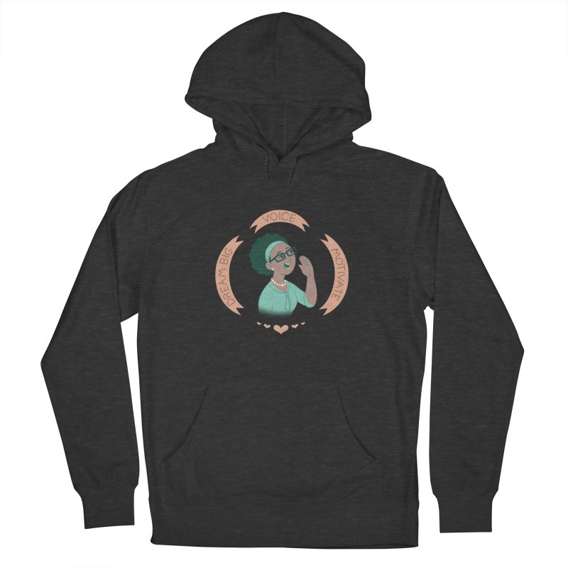 Voice Women's Pullover Hoody by satruntwins's Artist Shop