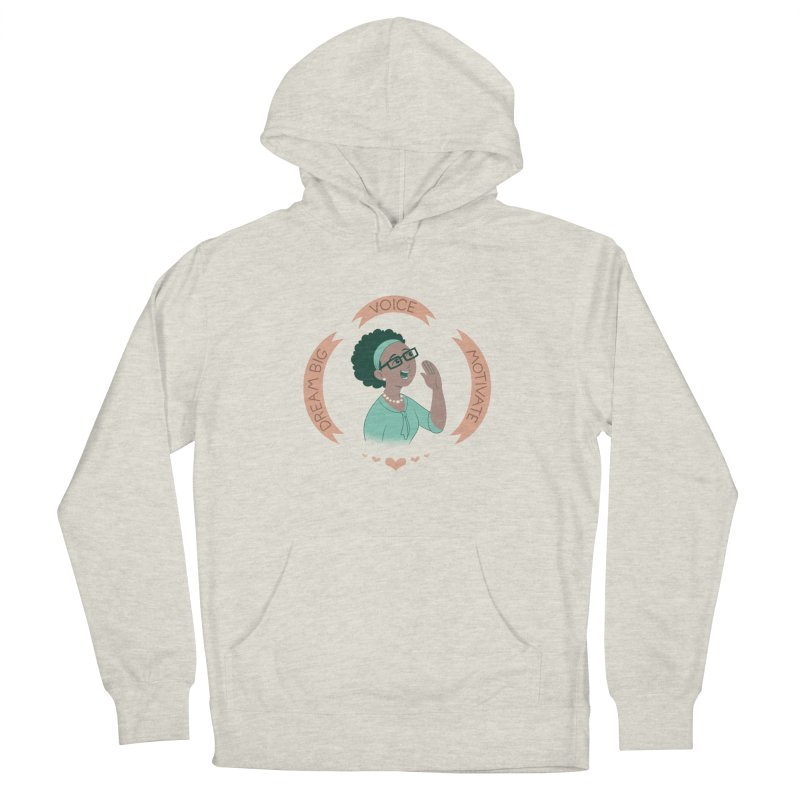 Voice Men's Pullover Hoody by satruntwins's Artist Shop