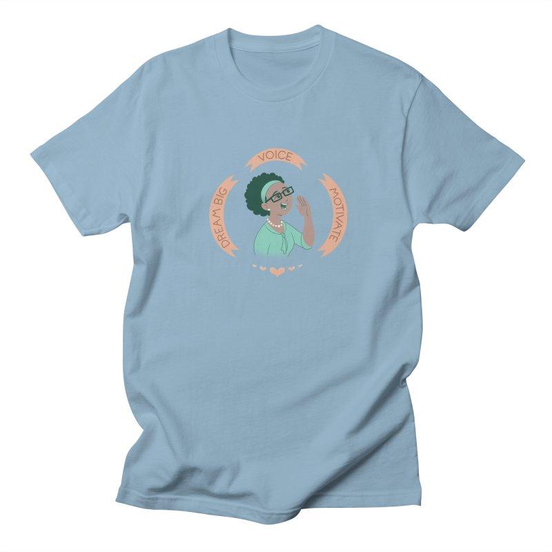 Voice Women's Unisex T-Shirt by satruntwins's Artist Shop