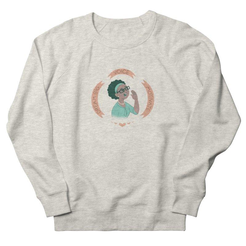 Voice Women's Sweatshirt by satruntwins's Artist Shop
