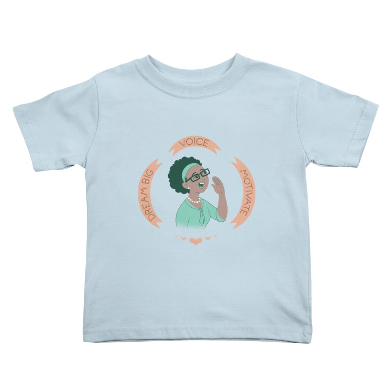 Voice Kids Toddler T-Shirt by satruntwins's Artist Shop