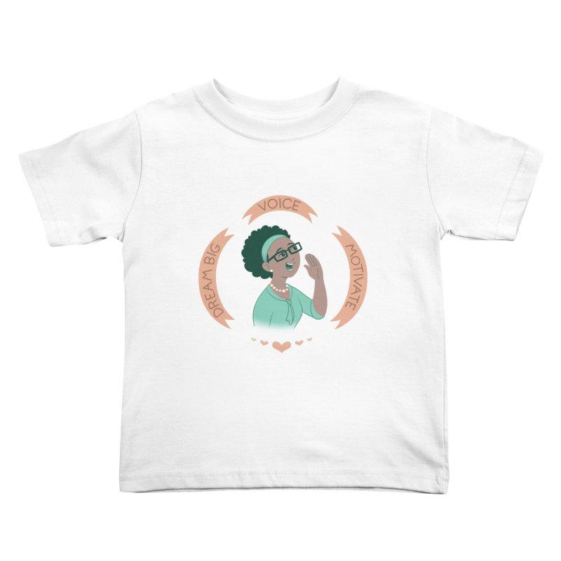 Voice Kids Toddler T-Shirt by satruntwins's Artist Shop
