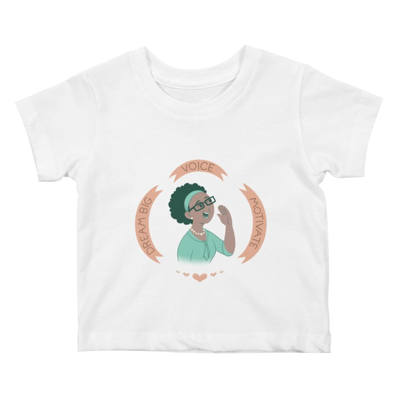 Voice Kids Baby T-Shirt by satruntwins's Artist Shop