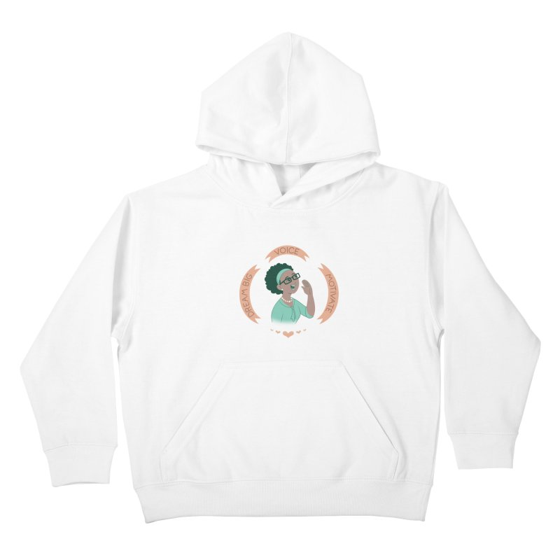 Voice Kids Pullover Hoody by satruntwins's Artist Shop
