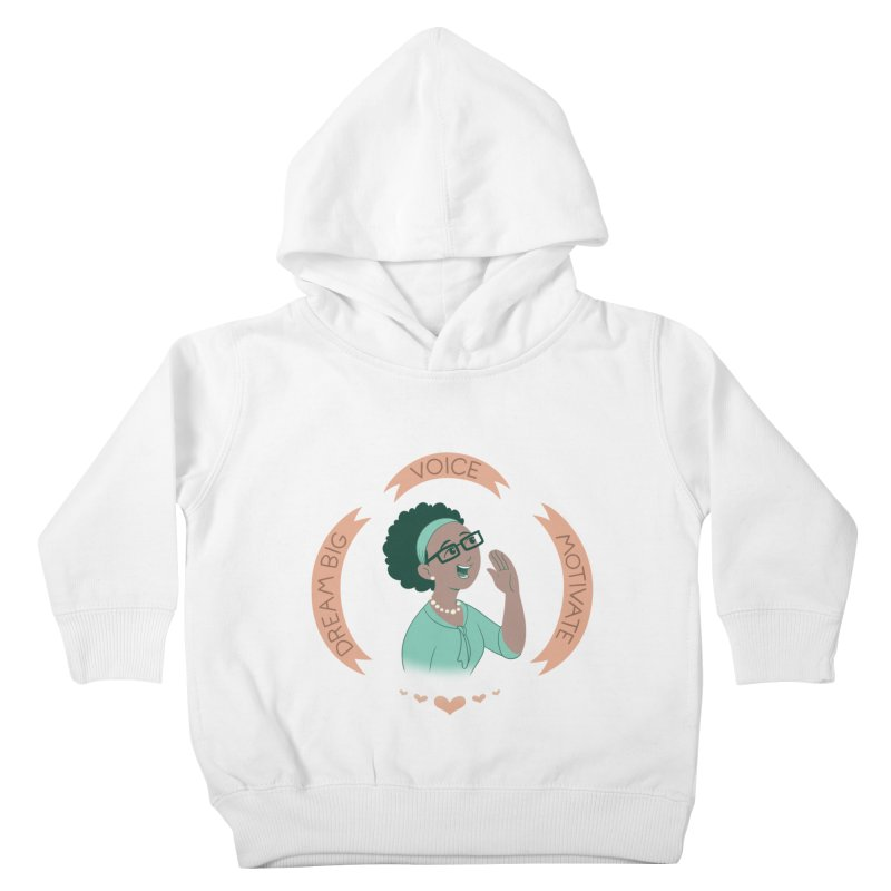 Voice Kids Toddler Pullover Hoody by satruntwins's Artist Shop