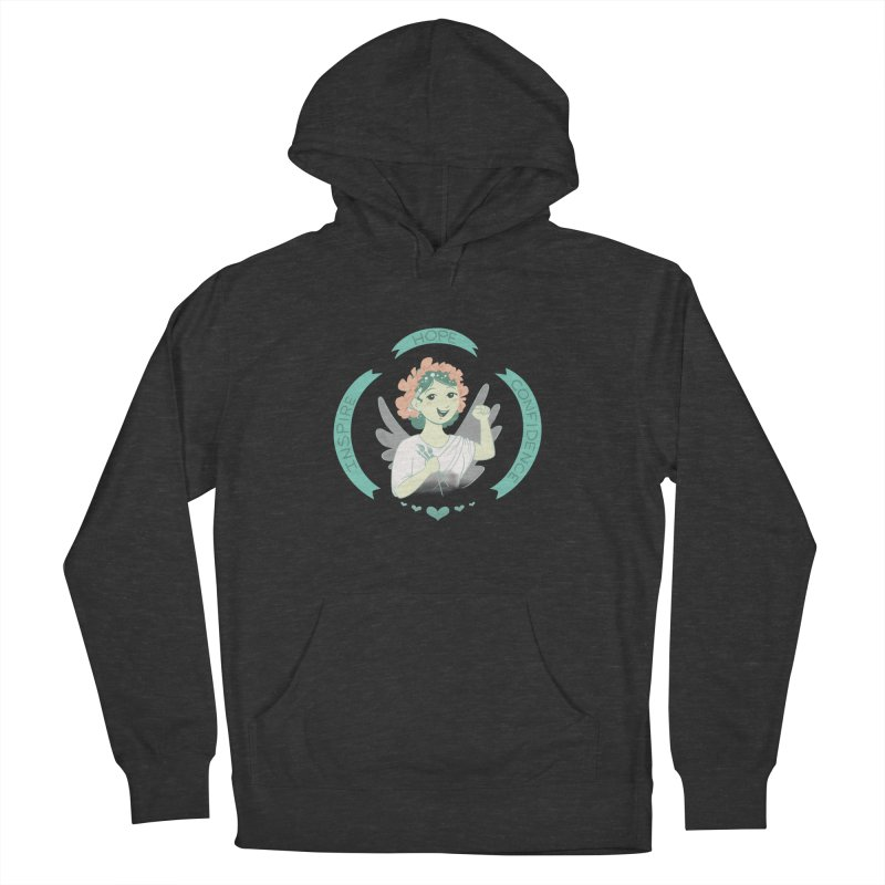 Spread Hope Women's Pullover Hoody by satruntwins's Artist Shop