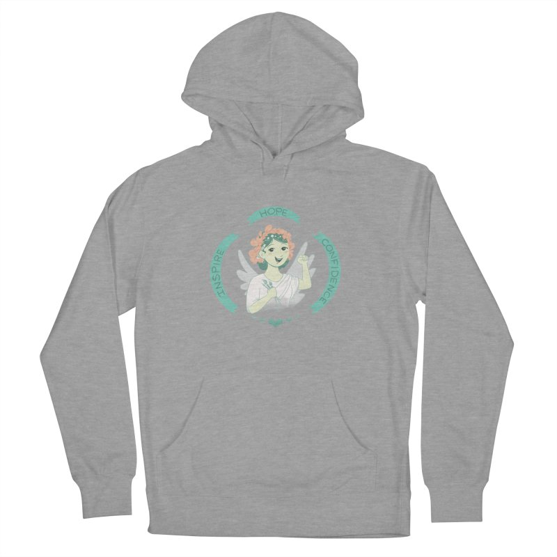 Spread Hope Men's Pullover Hoody by satruntwins's Artist Shop