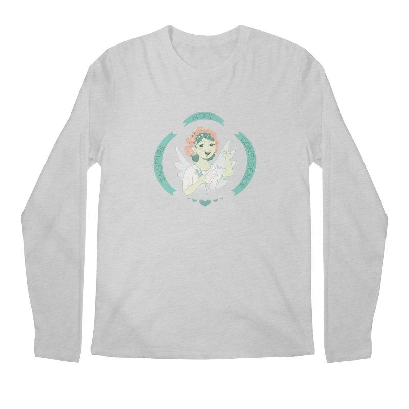 Spread Hope Men's Longsleeve T-Shirt by satruntwins's Artist Shop