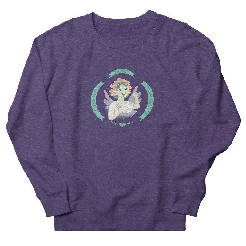 Spread Hope Men's Sweatshirt by satruntwins's Artist Shop