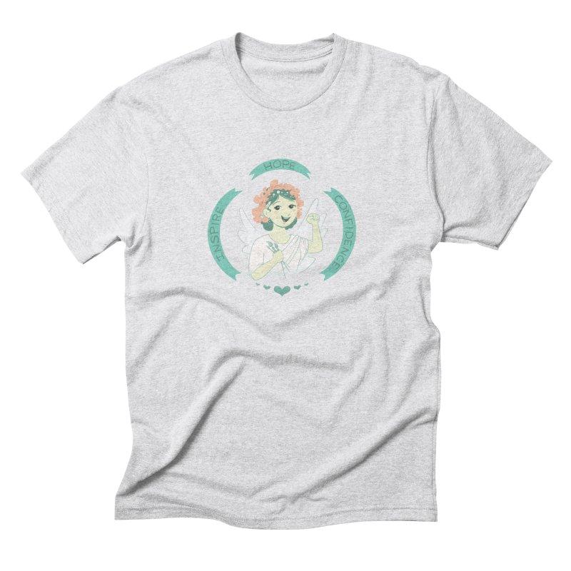 Spread Hope Men's Triblend T-shirt by satruntwins's Artist Shop