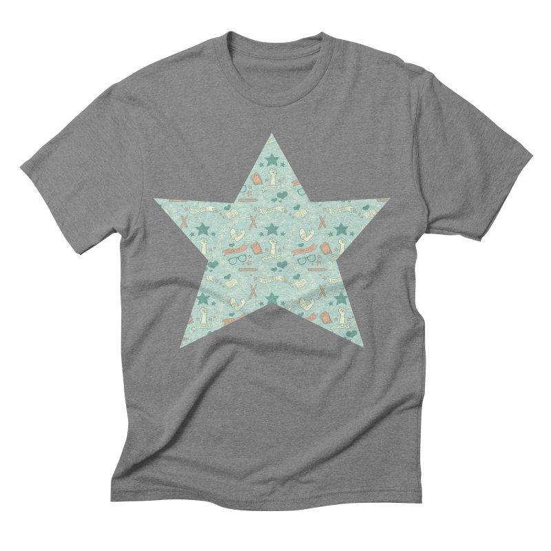 Empower Men's Triblend T-shirt by satruntwins's Artist Shop