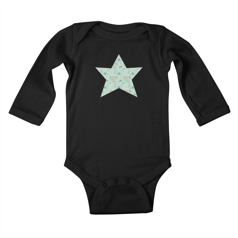 Empower Kids Baby Longsleeve Bodysuit by satruntwins's Artist Shop