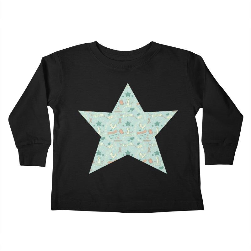 Empower Kids Toddler Longsleeve T-Shirt by satruntwins's Artist Shop