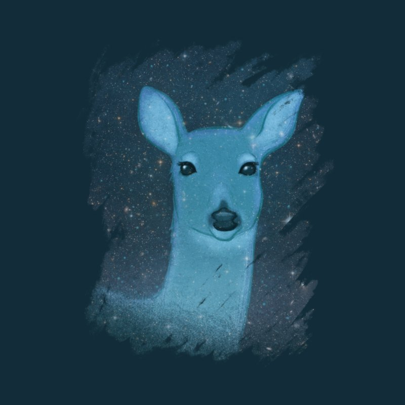 Midnight Deer None  by satruntwins's Artist Shop