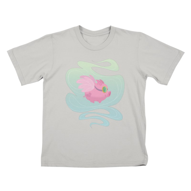 Pink Pig   by satruntwins's Artist Shop