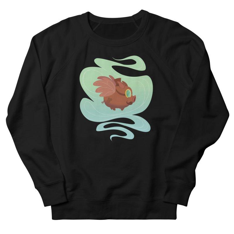 Steampunk Pig Men's Sweatshirt by satruntwins's Artist Shop