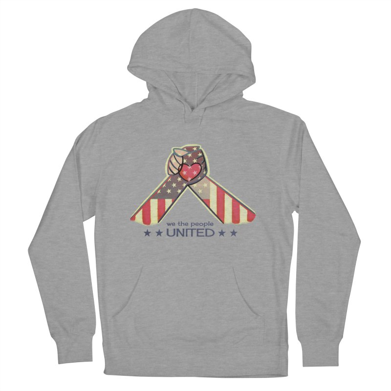 United Women's Pullover Hoody by satruntwins's Artist Shop
