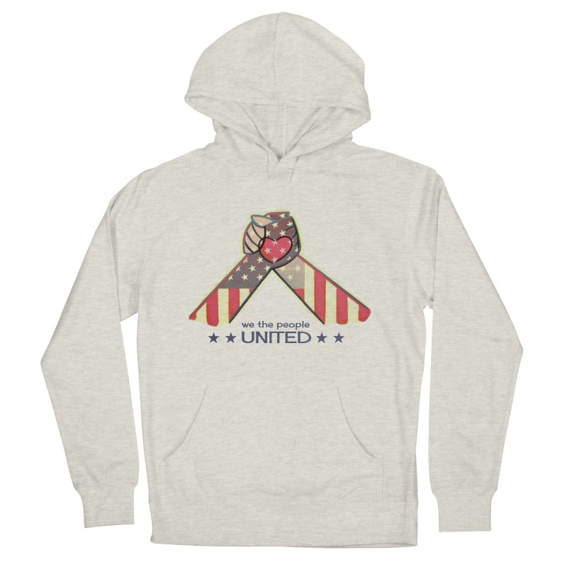 United Men's Pullover Hoody by satruntwins's Artist Shop