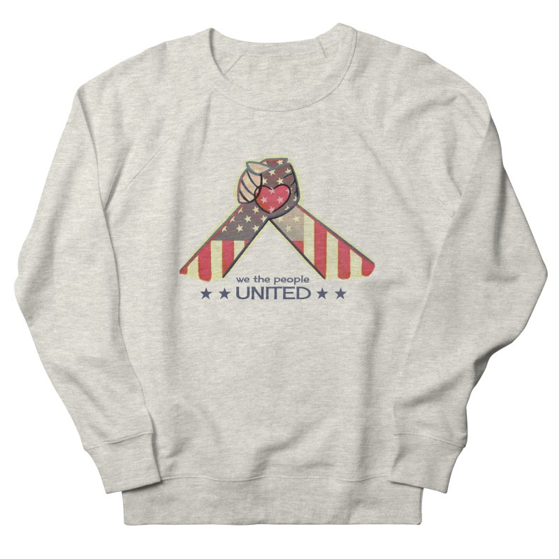 United Men's Sweatshirt by satruntwins's Artist Shop