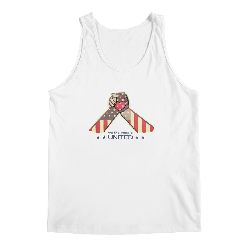 United Men's Tank by satruntwins's Artist Shop
