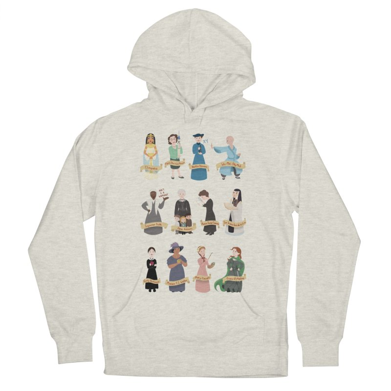 Women in History #3 Men's Pullover Hoody by satruntwins's Artist Shop