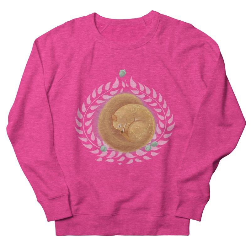 Sleeping Squirrel Women's Sweatshirt by satruntwins's Artist Shop