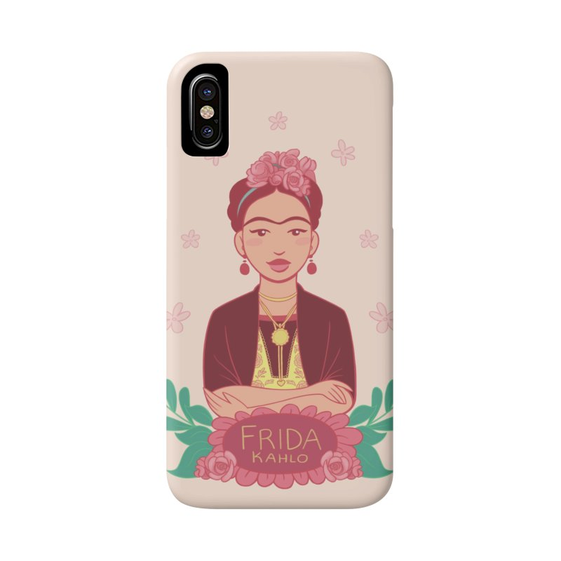 Frida Accessories Phone Case by satruntwins's Artist Shop