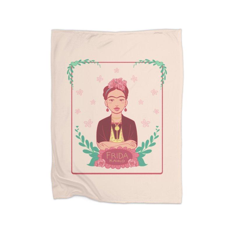 Frida Home Blanket by satruntwins's Artist Shop