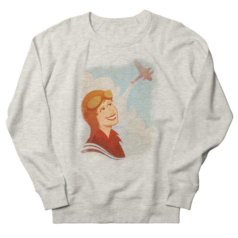 Amelia Women's Sweatshirt by satruntwins's Artist Shop