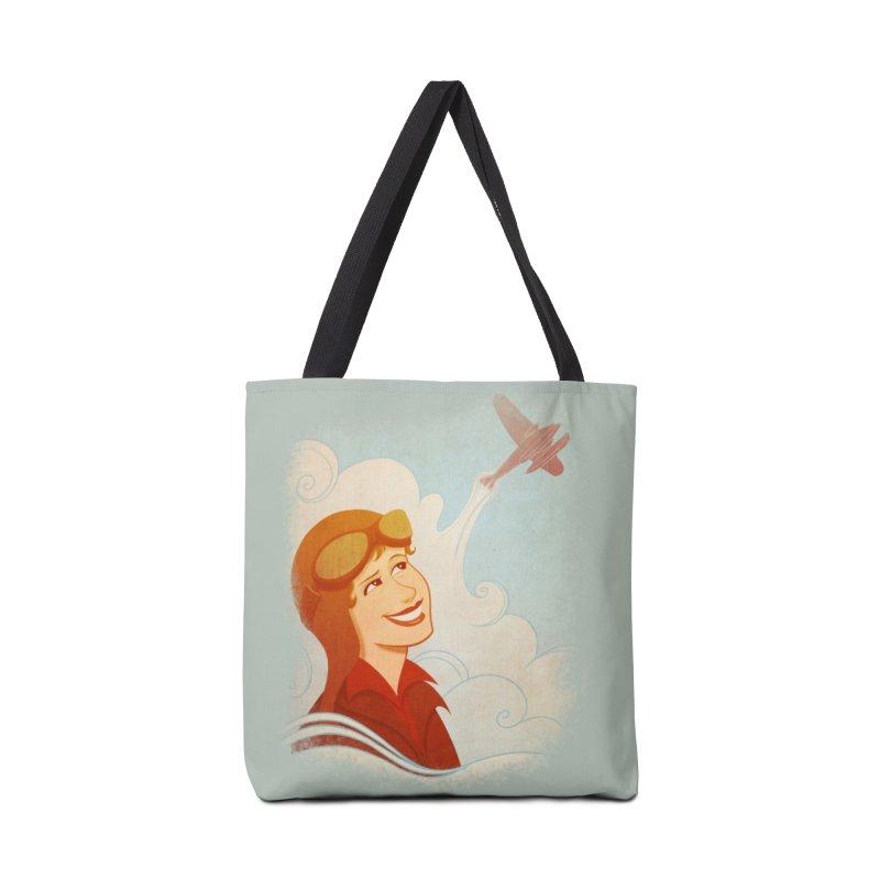 Amelia Accessories Bag by satruntwins's Artist Shop