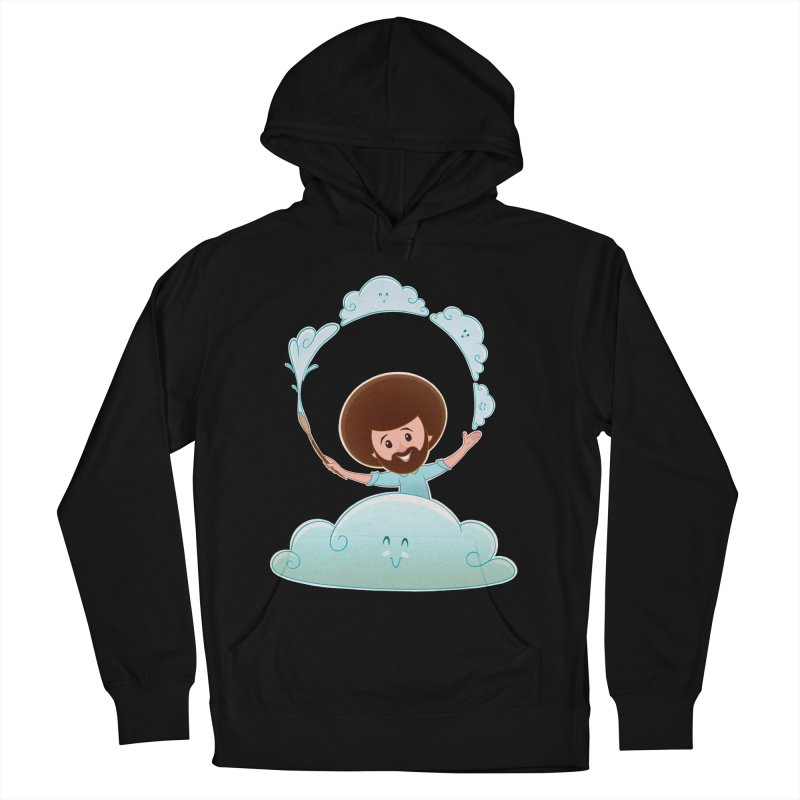 Happy Clouds! Women's Pullover Hoody by satruntwins's Artist Shop