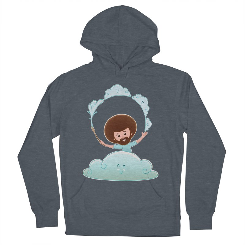 Happy Clouds! Men's Pullover Hoody by satruntwins's Artist Shop
