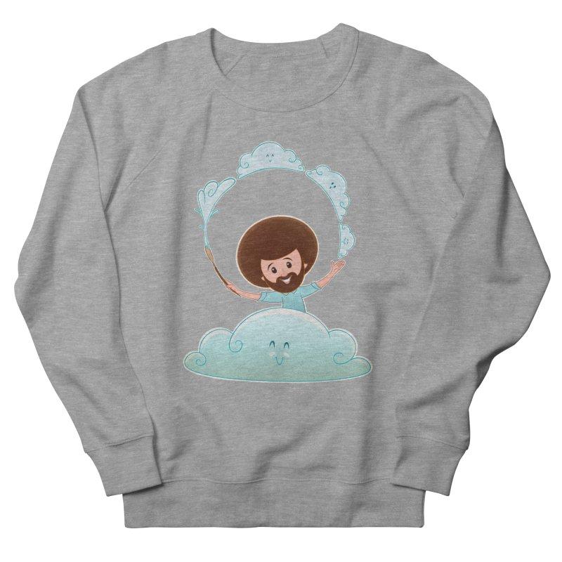 Happy Clouds! Women's Sweatshirt by satruntwins's Artist Shop