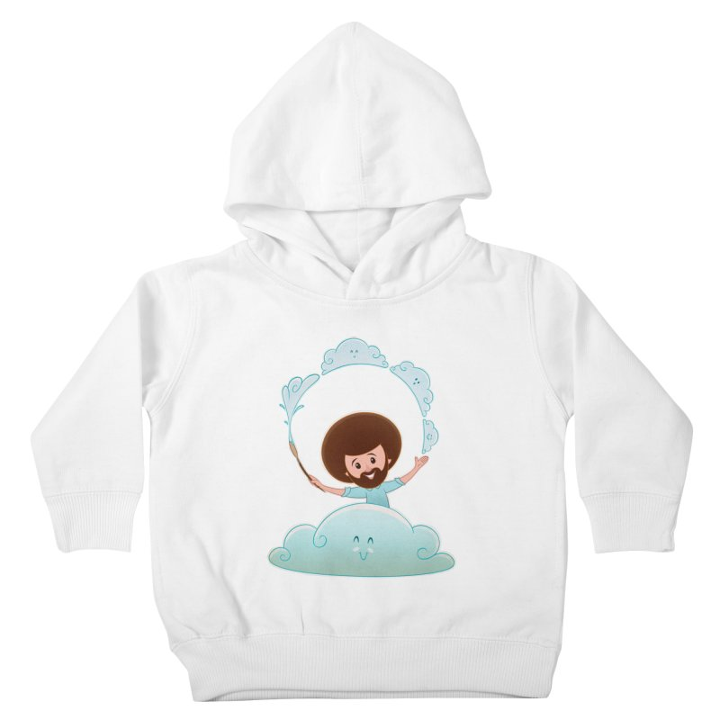 Happy Clouds! Kids Toddler Pullover Hoody by satruntwins's Artist Shop