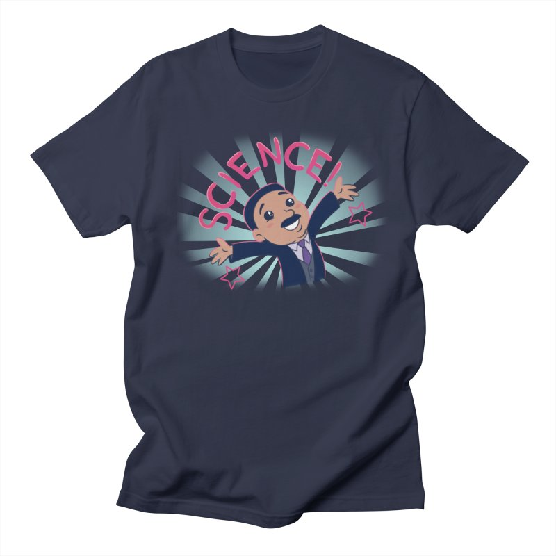 Science! Women's Unisex T-Shirt by satruntwins's Artist Shop