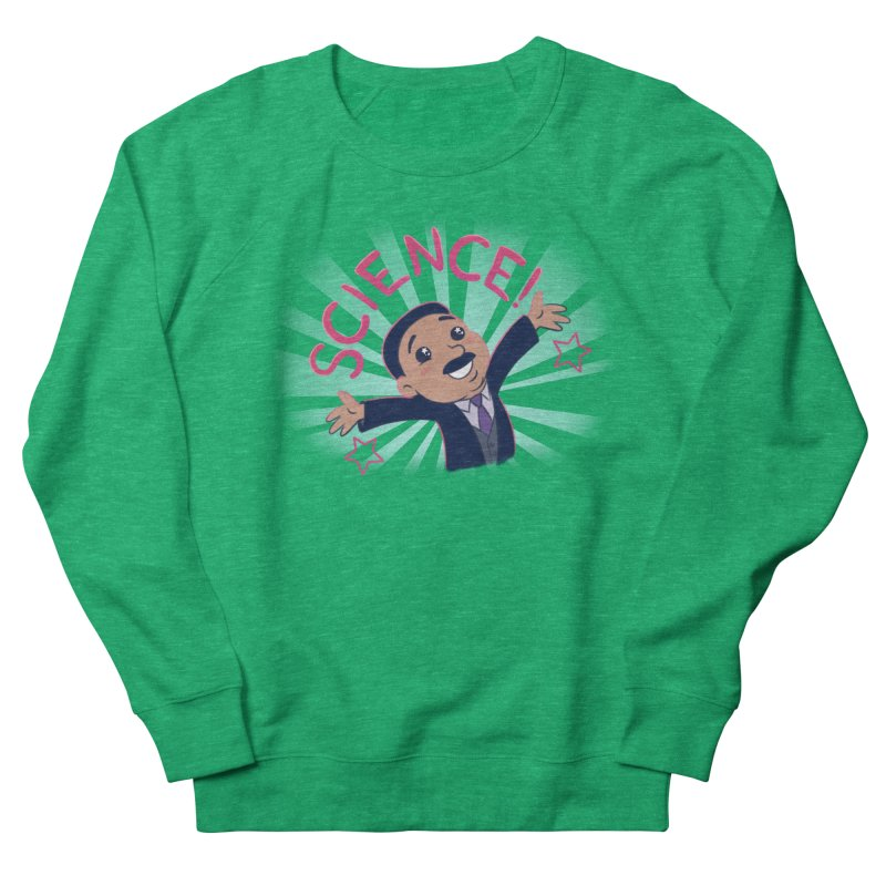 Science! Women's Sweatshirt by satruntwins's Artist Shop