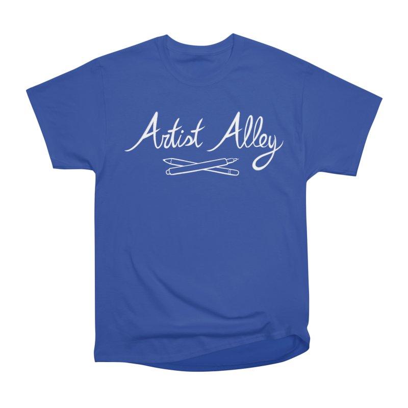 Artist Alley Women's Heavyweight Unisex T-Shirt by satruntwins's Artist Shop