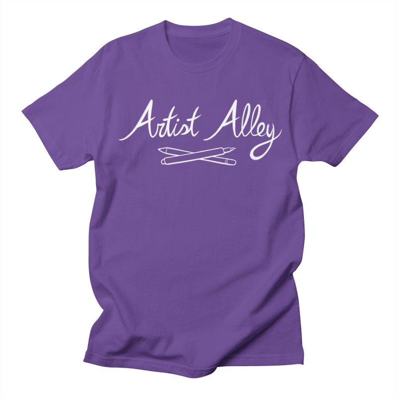 Artist Alley Men's T-Shirt by satruntwins's Artist Shop