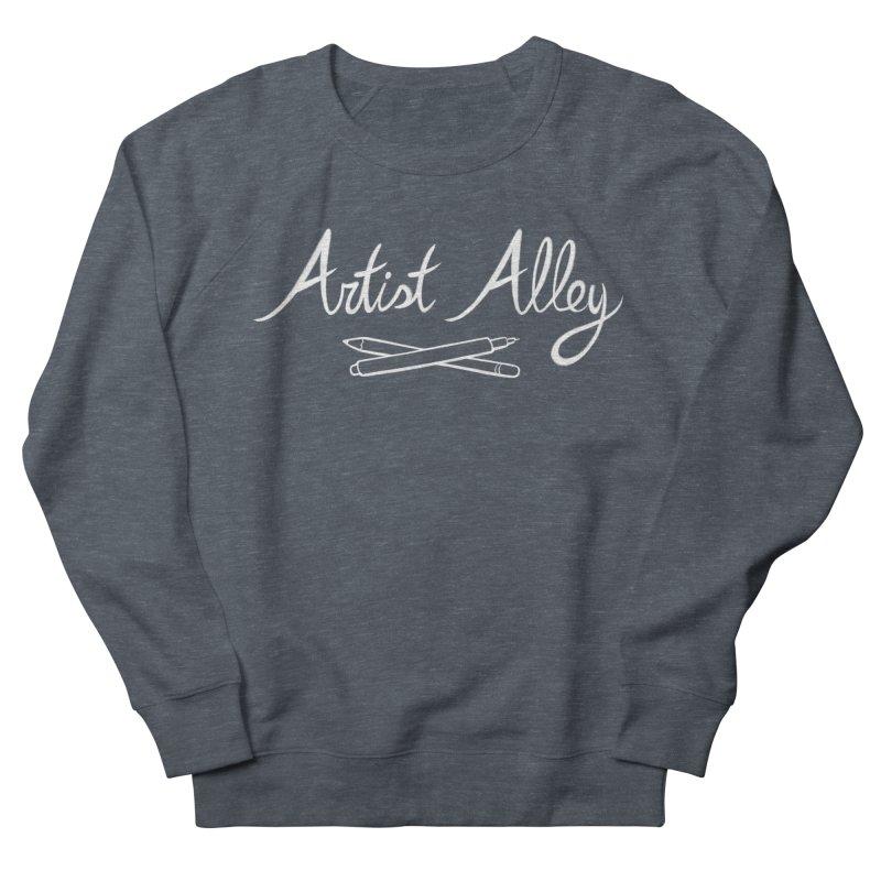 Artist Alley Women's Sweatshirt by satruntwins's Artist Shop