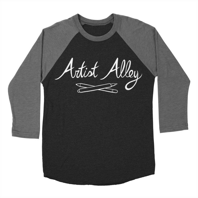 Artist Alley Men's Baseball Triblend T-Shirt by satruntwins's Artist Shop