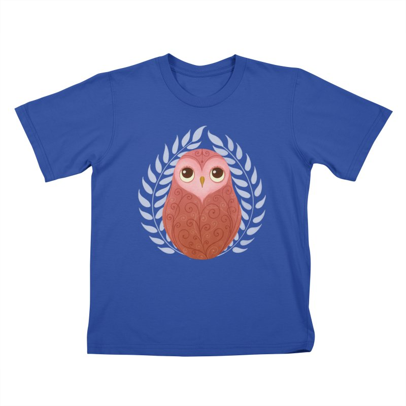 Pink Owl   by satruntwins's Artist Shop