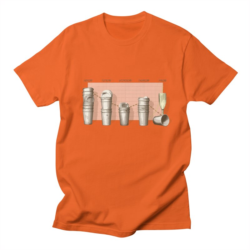 The Latest Office Stats are in … Women's T-Shirt by Satta van Daal