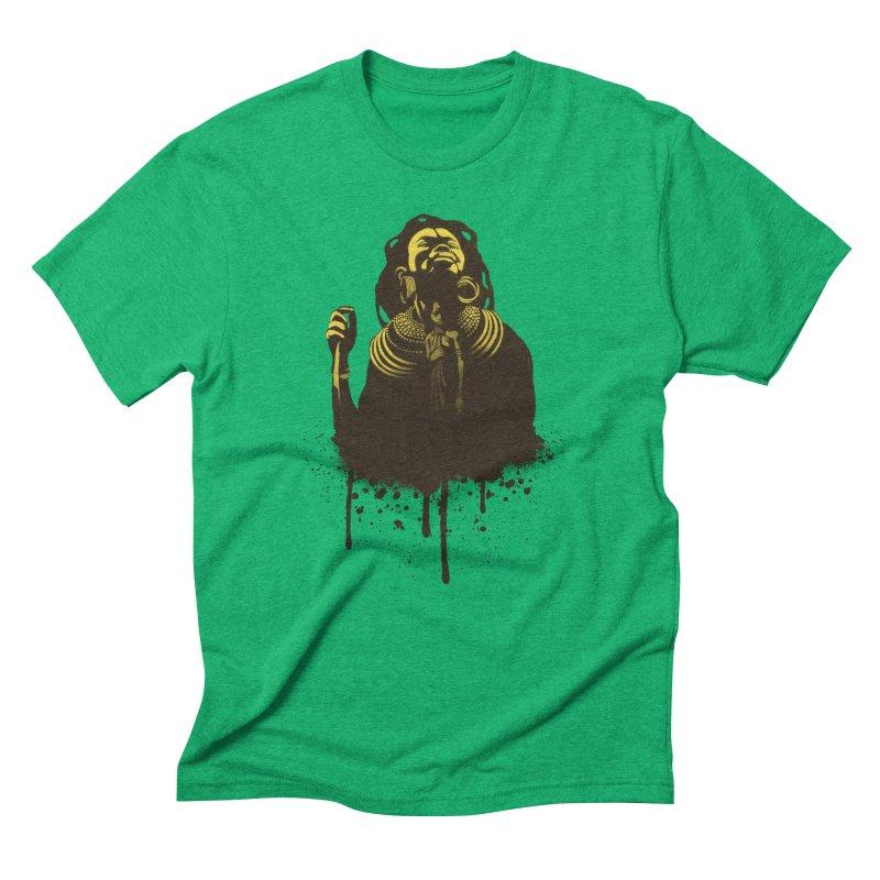 African Queen Men's T-Shirt by Satta van Daal