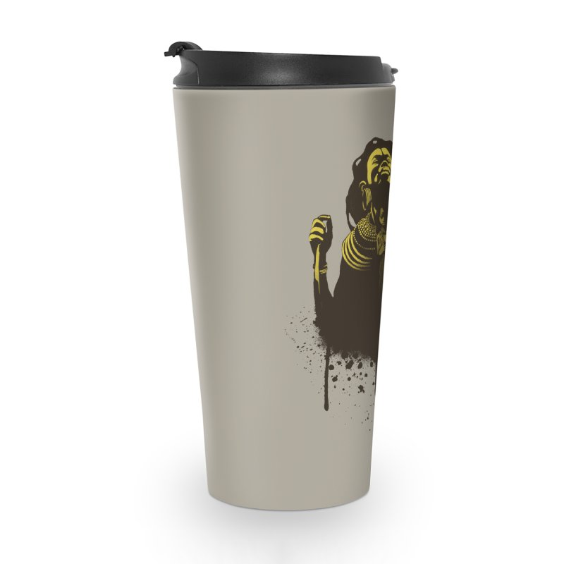 African Queen Accessories Travel Mug by Satta van Daal