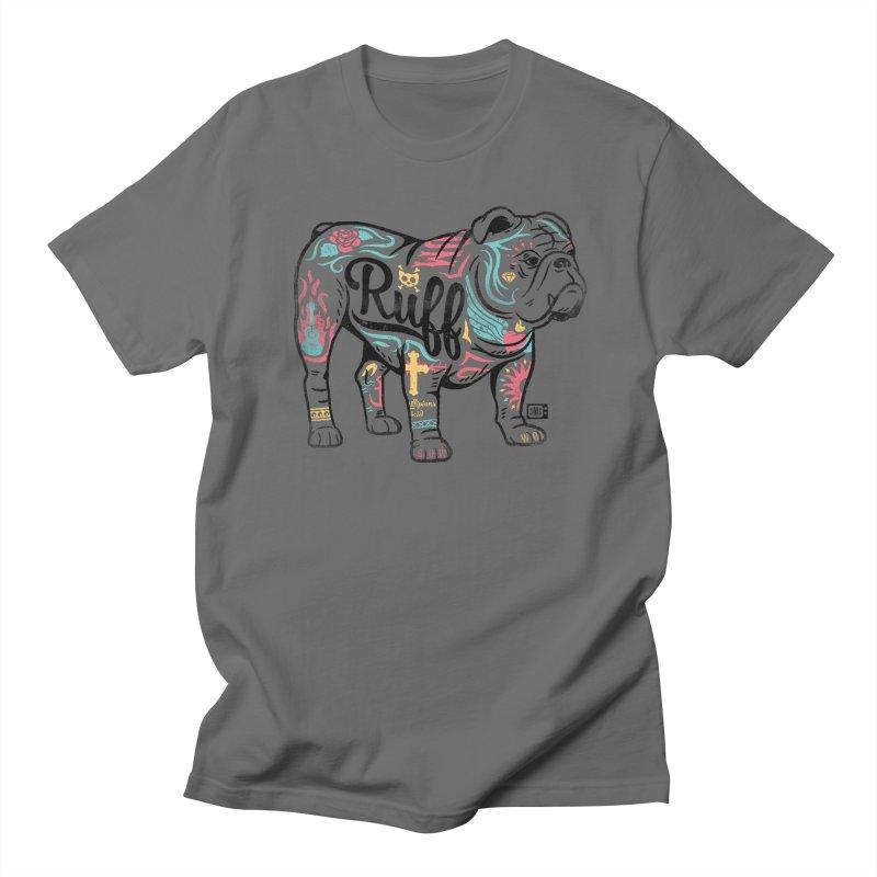 Ruff Men's T-Shirt by Saturday Morning Society