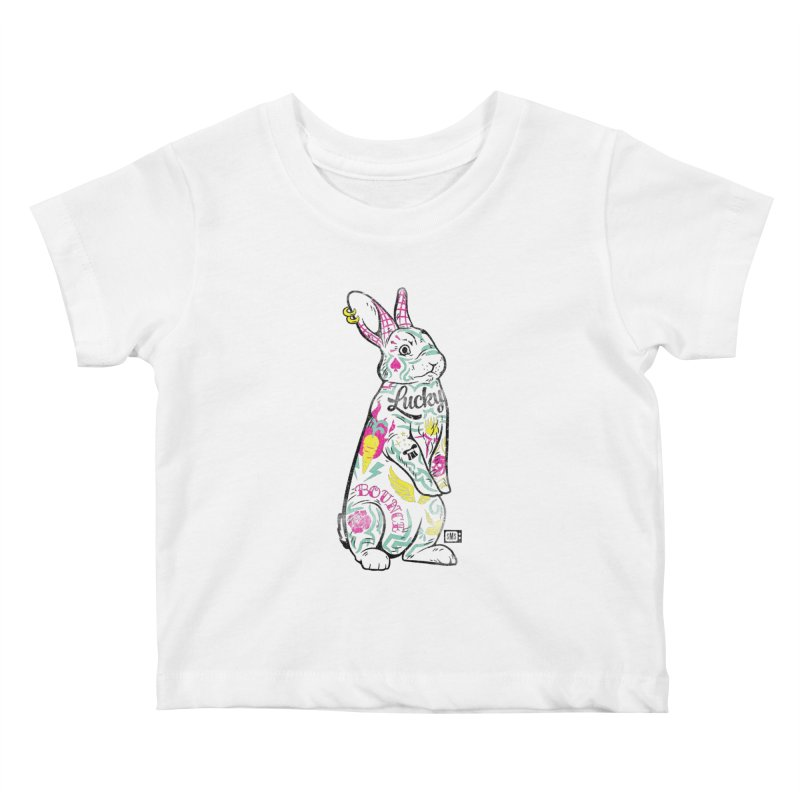 Lucky Kids Baby T-Shirt by Saturday Morning Society